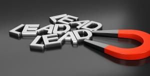 Lead magnet. Lead management.