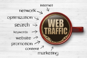 Web traffic, contentcreatie, affiliate marketing.