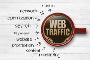 Web traffic, affiliate marketing, Daisycon.