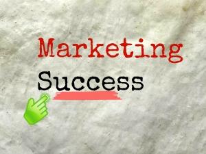 Marketing succes, affiliate marketing.