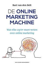 De online marketingmachine, Bart van den Belt
