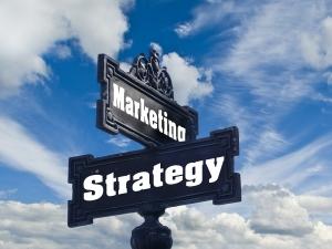 Marketing strategie.