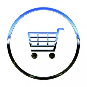 Winkelwagen, shopping cart